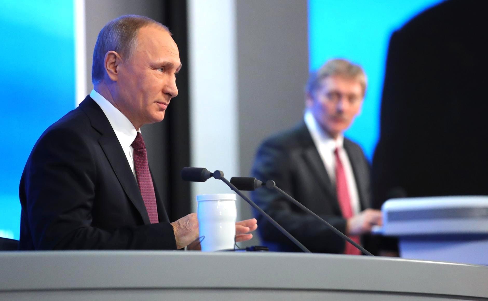 Путин может принять участие вцеремонии запуска движения помосту вКрым
