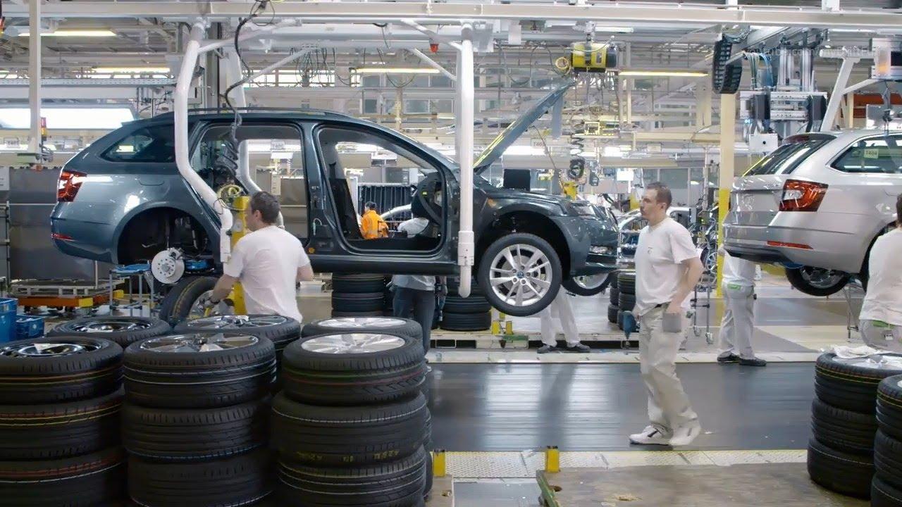 Шкода переносит производство машин вГерманию