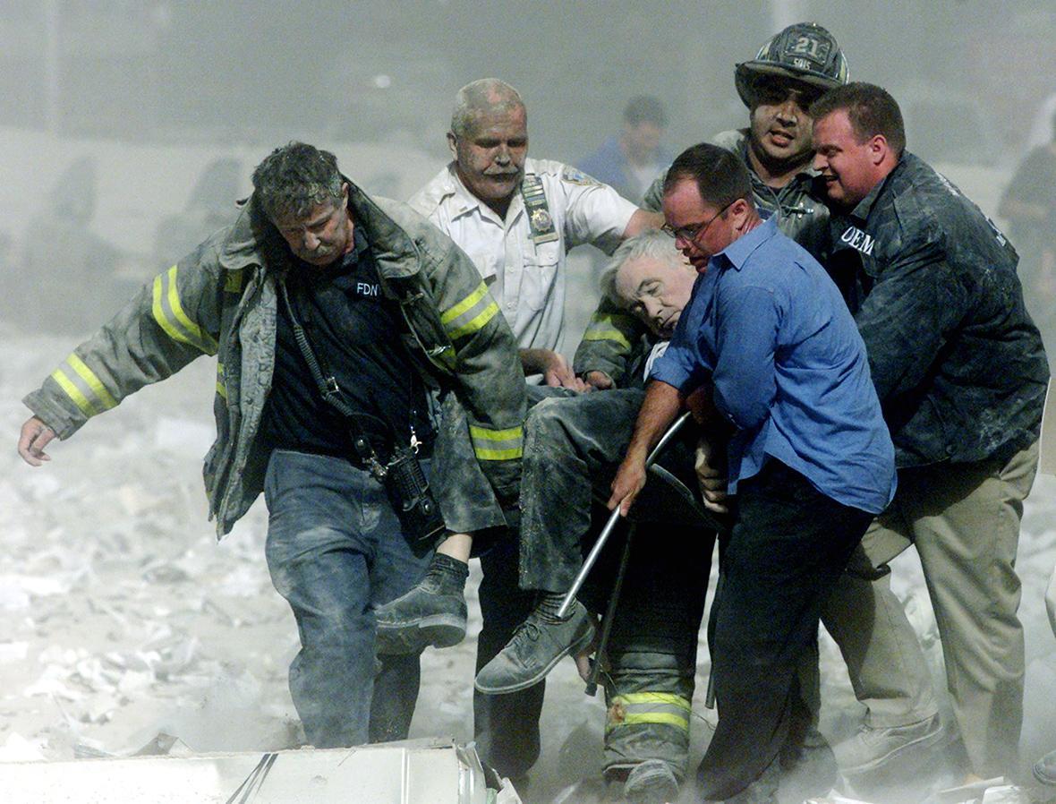 Ликвидаторов 9/11 поразила загадочная эпидемия рака крови
