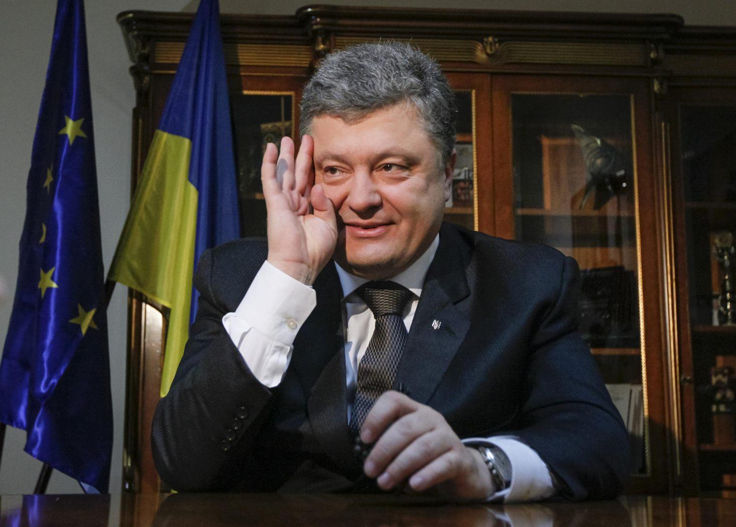 «Недолго фраер танцевал». вгосударстве Украина порекомендовали Порошенко уйти вотставку