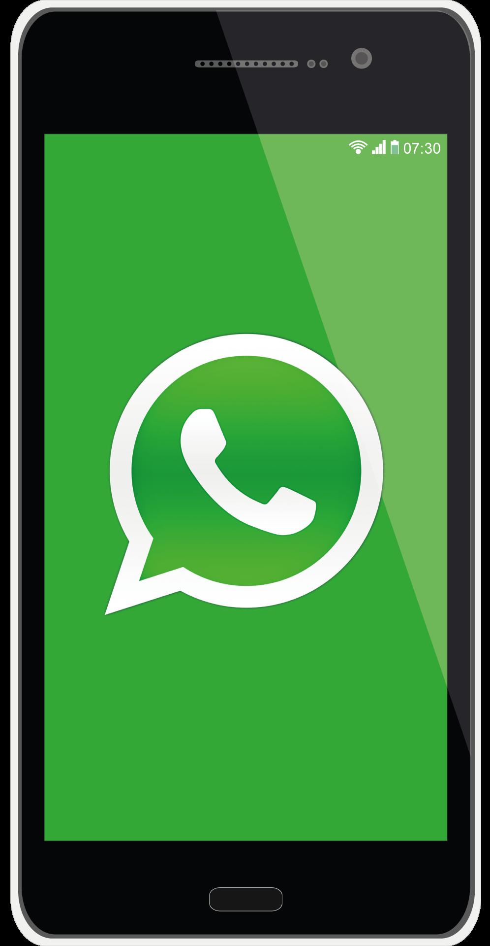 Скачать whatsapp на планшет.