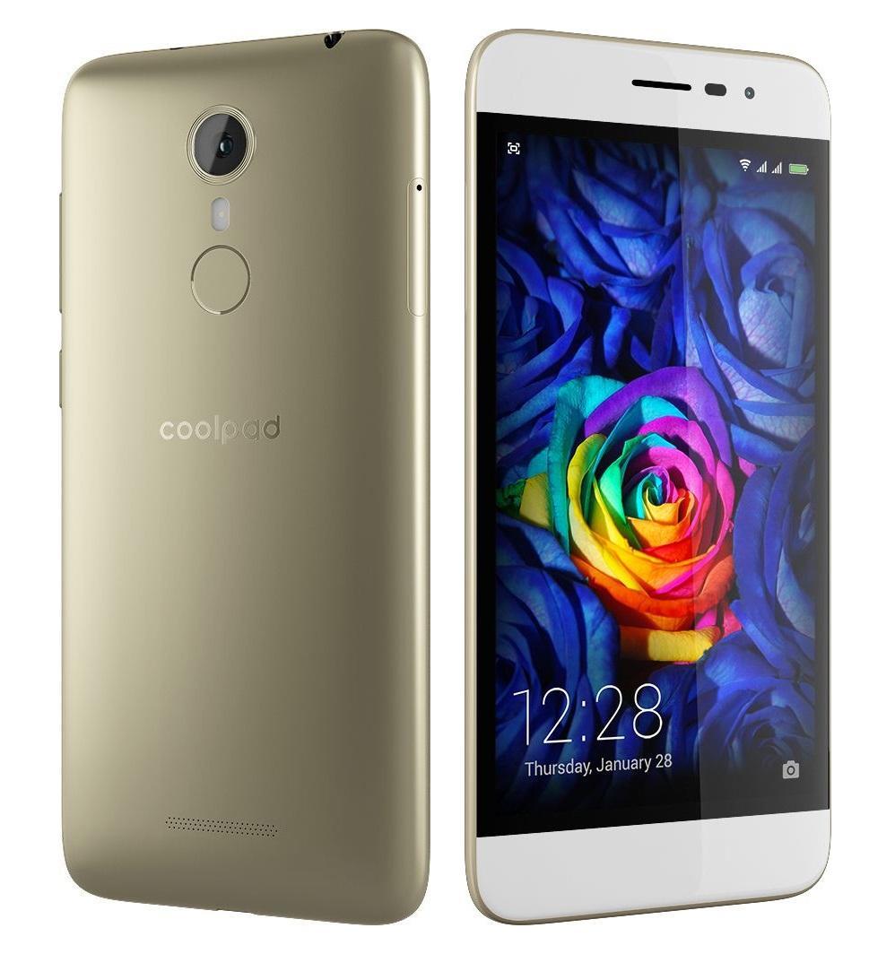 Смартфон Coolpad Cool 2 получил полноэкранный дизайн изащиту отбрызг