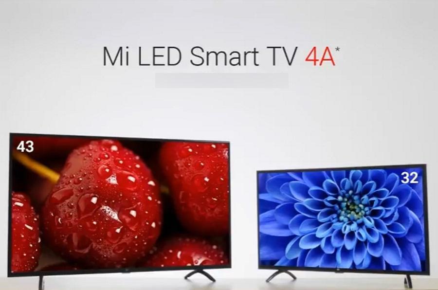 Xiaomi представила бюджетный MiTV 4A Youth Edition за17 тыс.