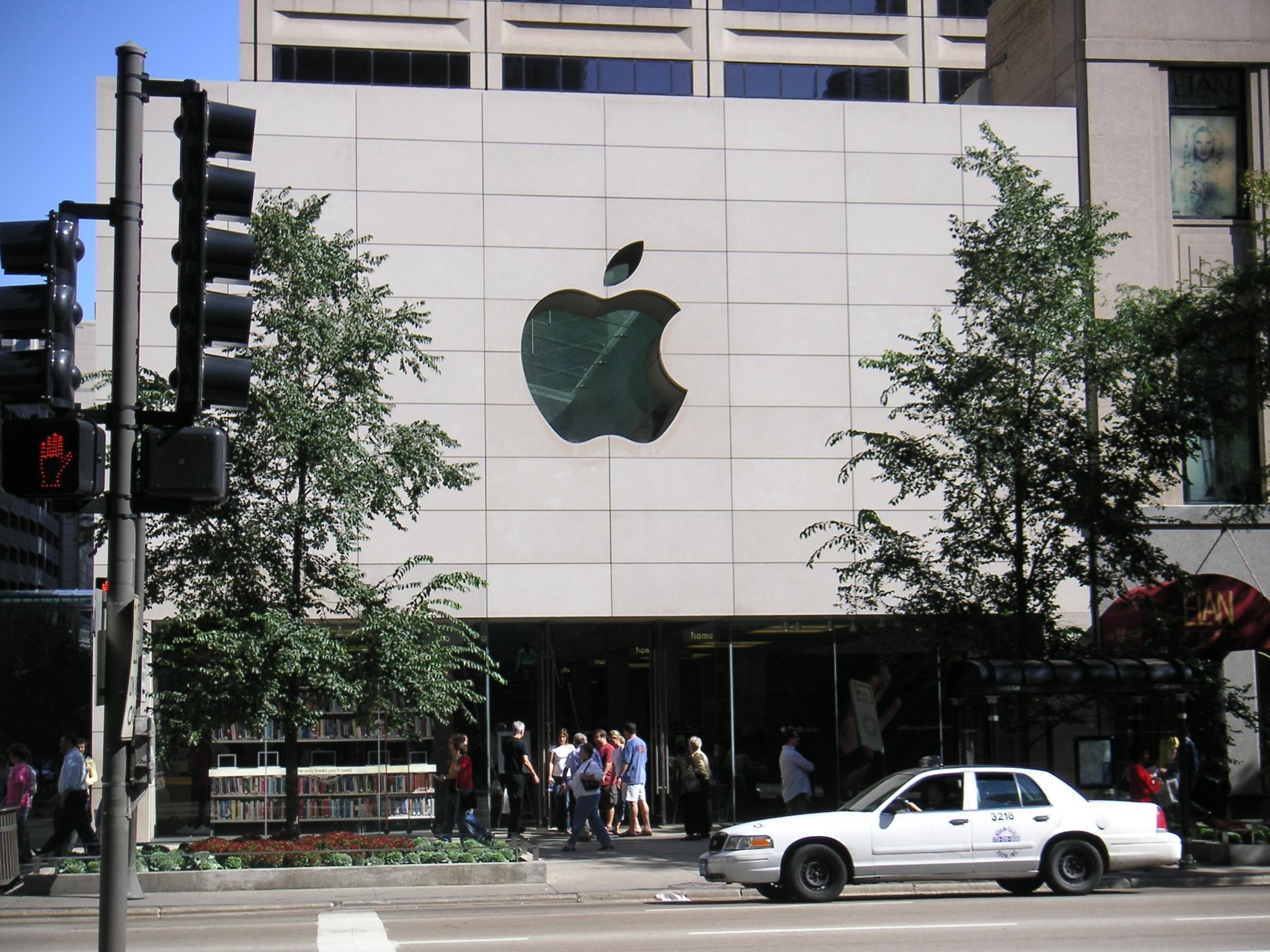 Чистая прибыль ивыручка Apple вовтором финквартале затмили прогнозы