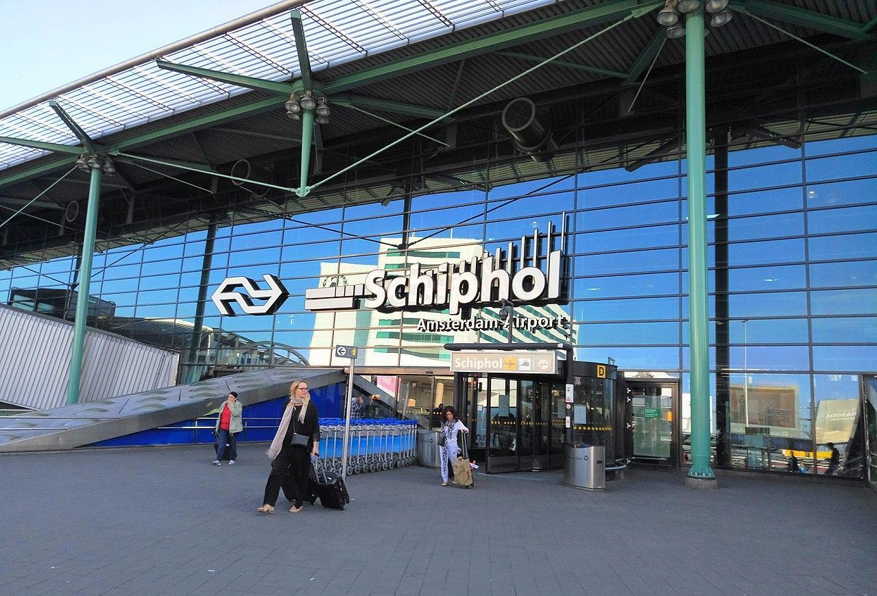 Ваэропорту Амстердама отменили несколько рейсов из-за отключения электричества