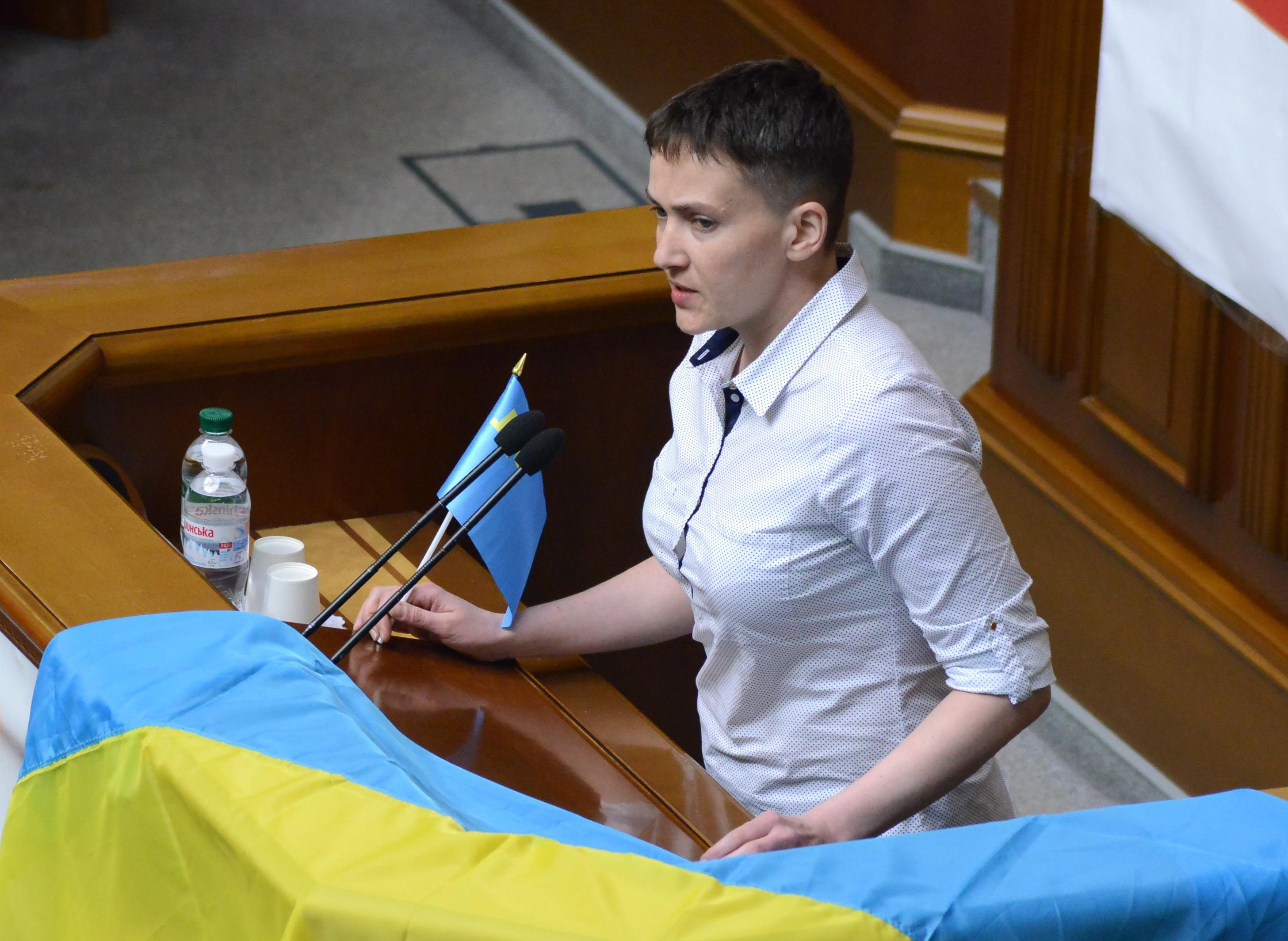 Вера Савченко поведала осостоянии сестры, она очень плоха— История повторяется
