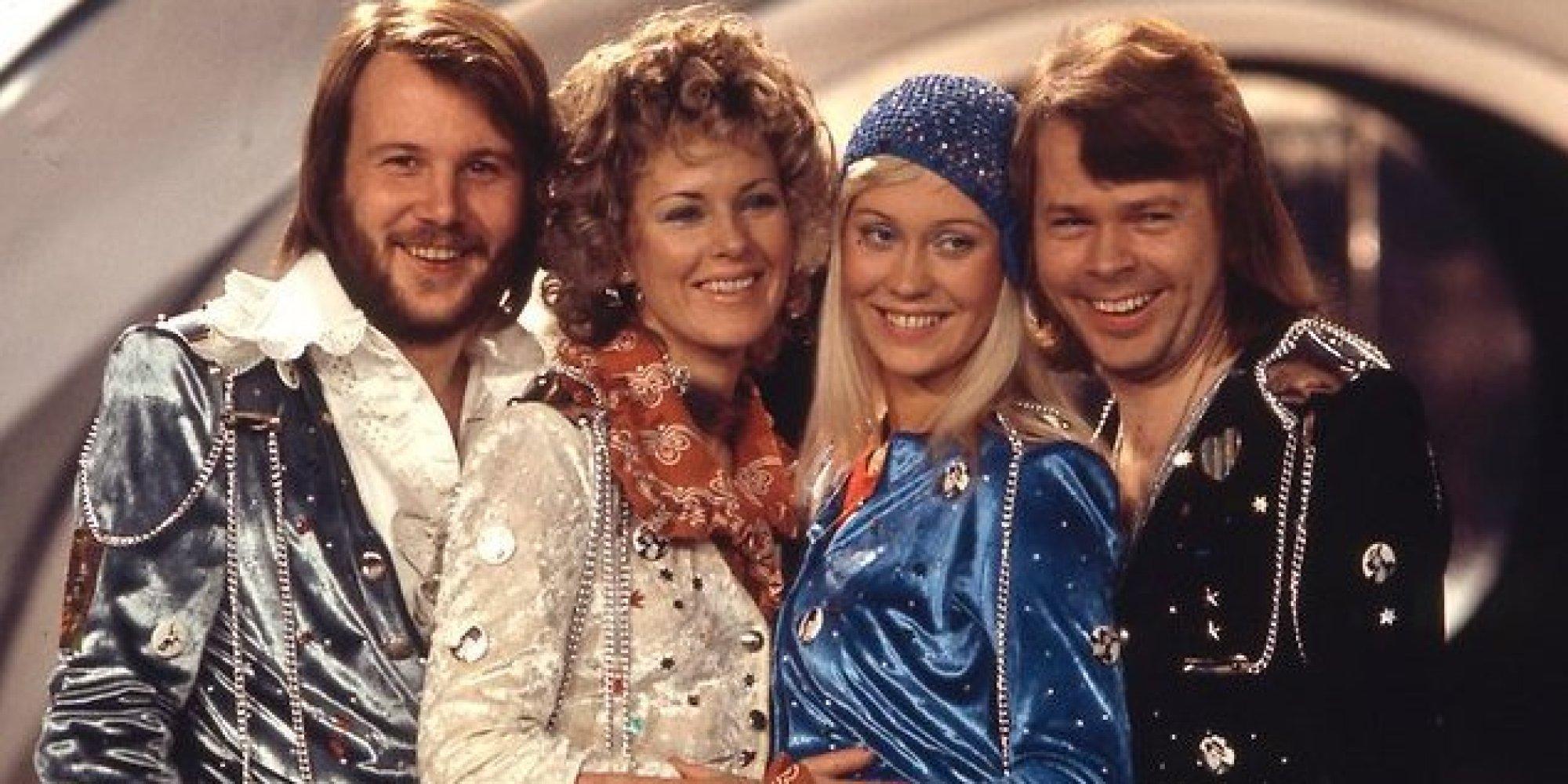 ABBA записала две новые песни впервый раз за35 лет