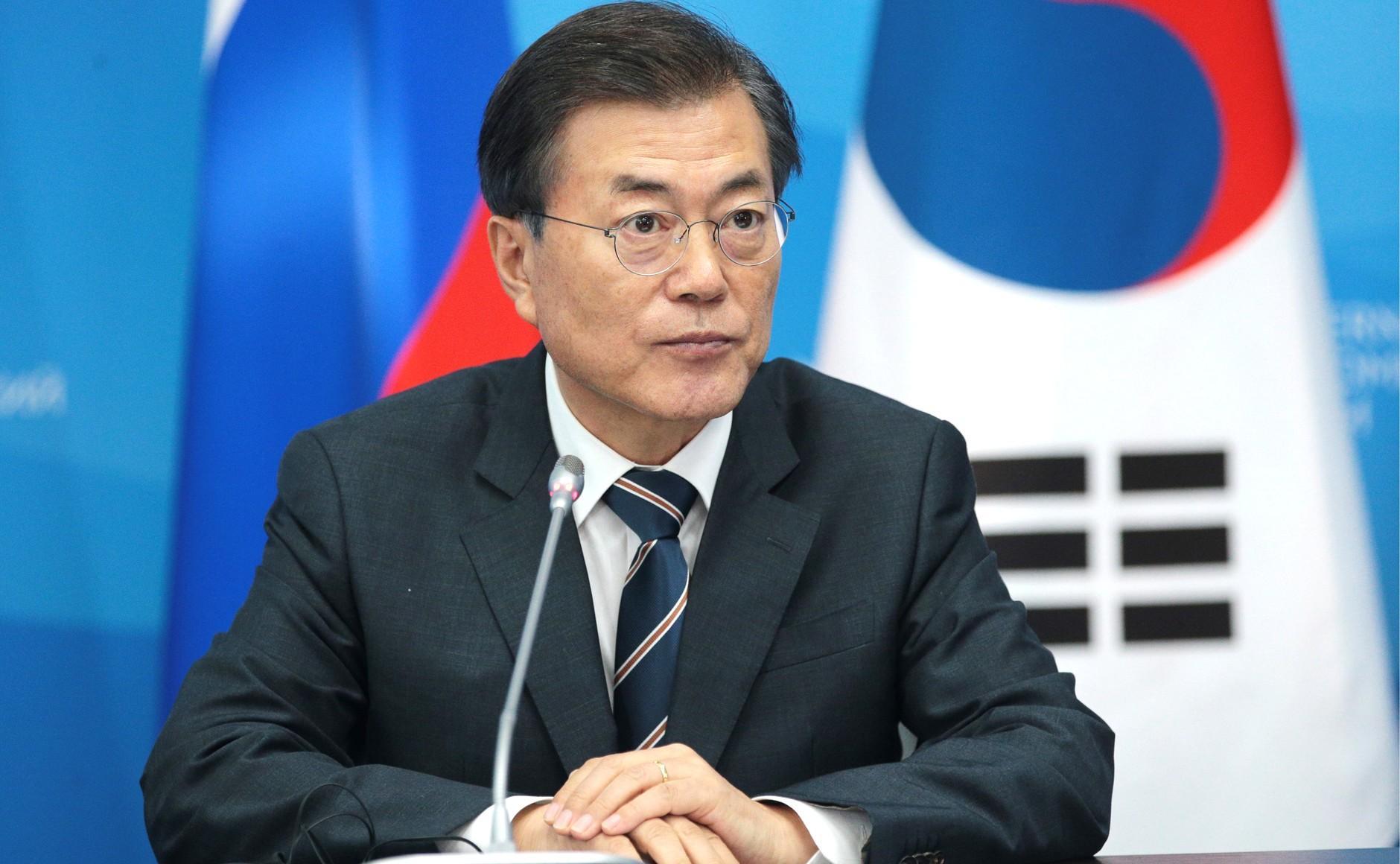 Лидер Южной Кореи считает Трампа нормальным  Нобелевской премии мира
