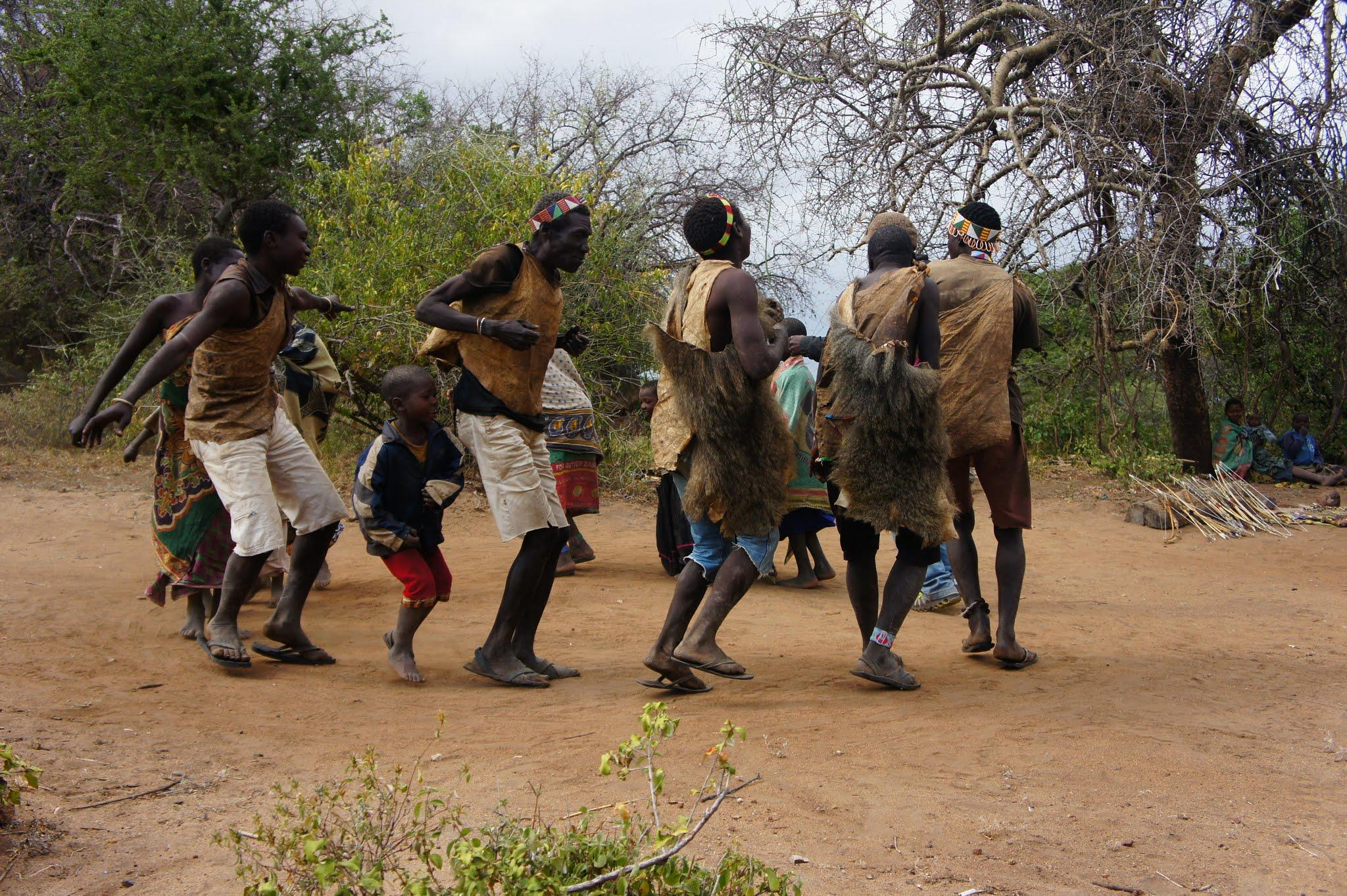 Ученые отыскали племя, которое может заменить разговорную речь боем барабана