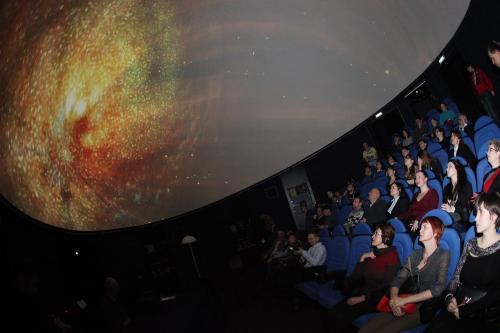 В Иркутске покажут всем желающим галактику без темной материи