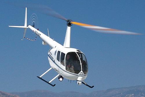 Крушение вертолета в Калифорнии привело к гибели людей