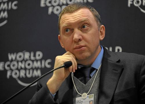 СМИ: Олег Дерипаска может вернуться в совет директоров «Норникеля»