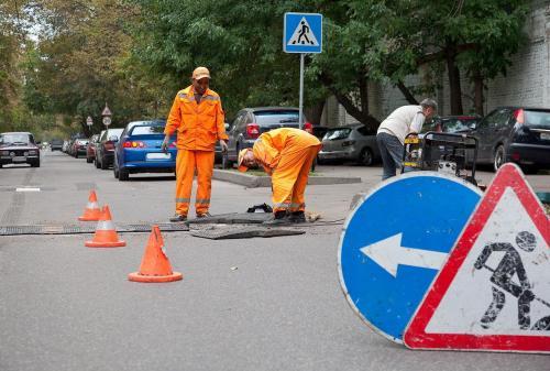 Бирюков: 9 апреля в Москве начнётся капитальный ремонт дорог