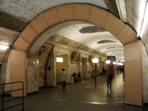 В Московском метрополитене появятся экскурсоводы
