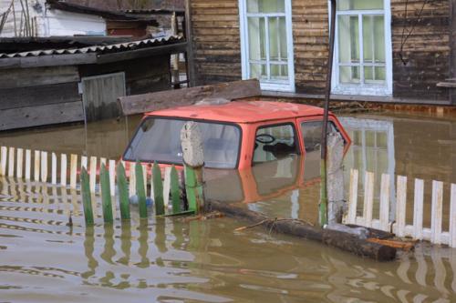 В Кузбассе два района отрезаны паводками