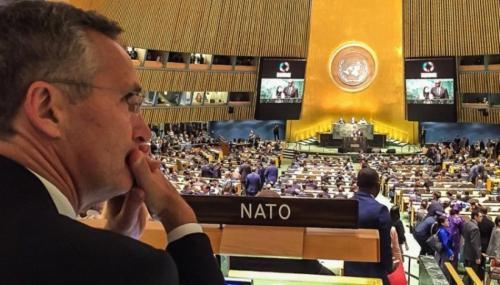 НАТО призвало Россию к открытию в Сирии беспрепятственного гумдоступа