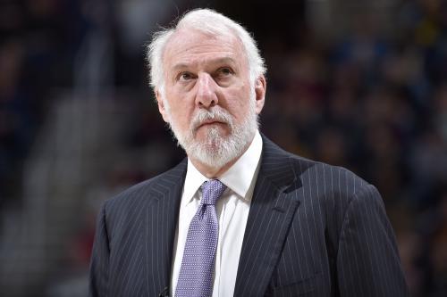 Тренер клуба НБА «Сан-Антонио» Грегг Попович потерял жену