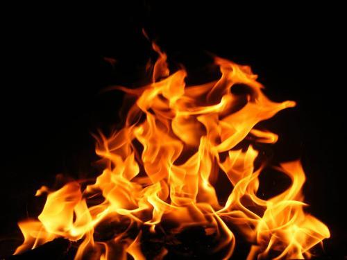 В Подмосковье горел паспортный стол