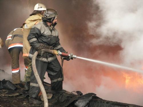 В ТЦ «Измайловский» в Москве ликвидировали пожар