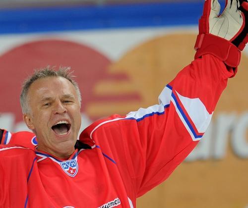 Фетисов возмущён засильем «блатных детей» в российском хоккее