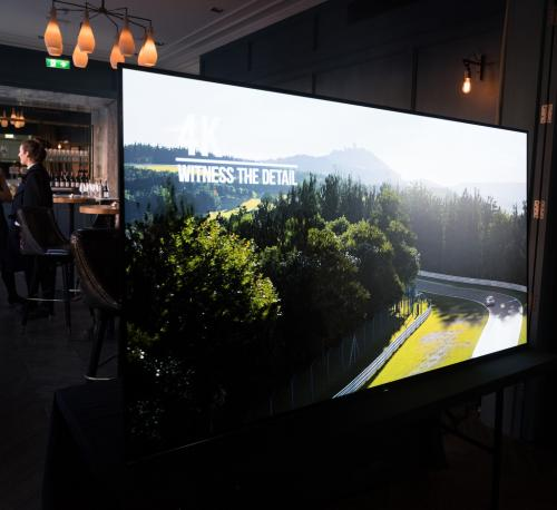 The company Sharp announced the price of a 70-inch TV with a
