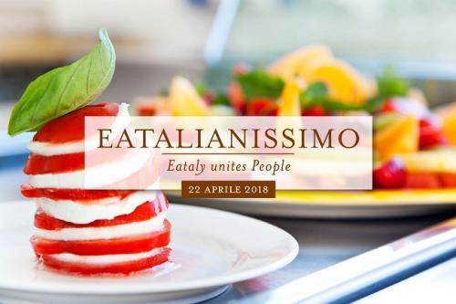 Вечеринка «Eatalianissimo», посвященная представлению нового посла Италии в России, проведет Eataly