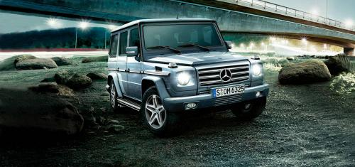 Спрос на Mercedes-Benz G-Class в РФ превысил предложение за 2 месяца до старта продаж