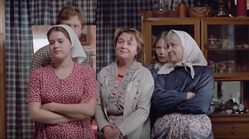 Игорь Лях рассказал о работе с Ниной Дорошиной в фильме «Любовь и голуби»