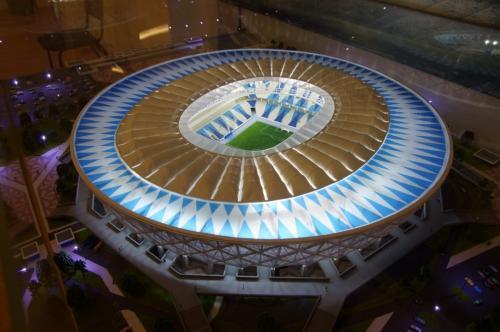 В Волгограде горожане восхищаются новым стадионом