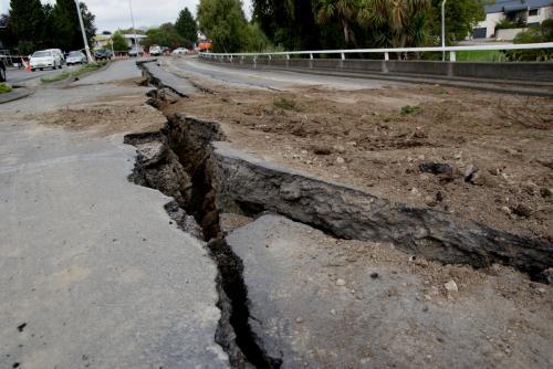 В Сковородинском районе Приамурья произошло землетрясение
