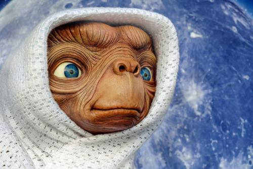 Уфологи рассмотрели на Марсе брошенный «инопланетный дрон»