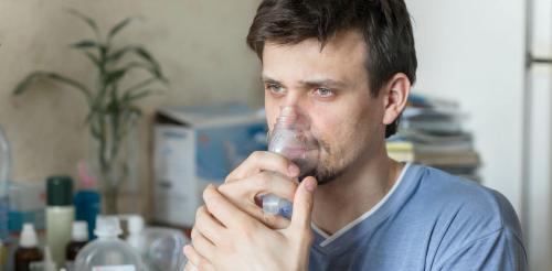 В будущем рак лёгких будут лечить ингаляторами