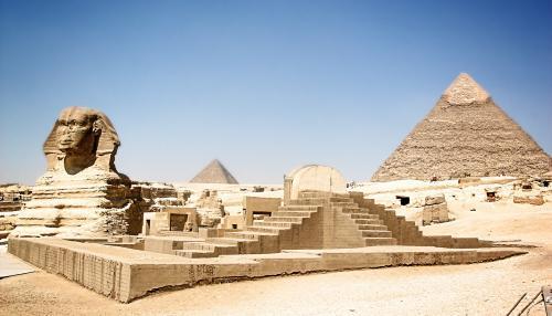 В Египте обнаружили внеземные Черные cаpкофаги