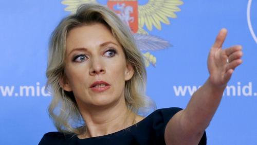 Захарова: Отношения РФ с Грузией постепенно улучшаются