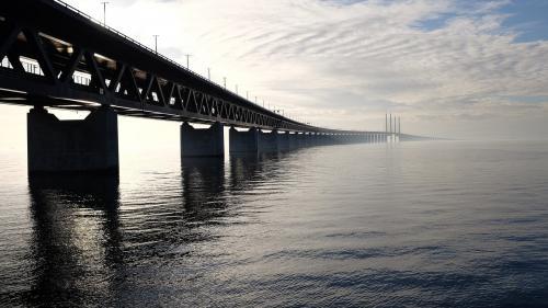 Новый фото Крымского моста появились в Сети