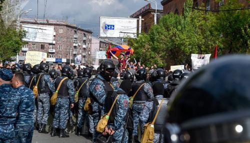 Полиция Армении: В стране готовятся массовые преступления