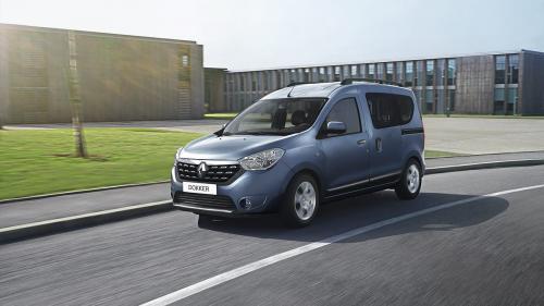 Пассажирская версия Renault Dokker прибавила в цене 30 000 рублей