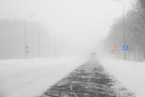 В Кировской области ГИБДД рекомендует автовладельцам воздержаться от поездок