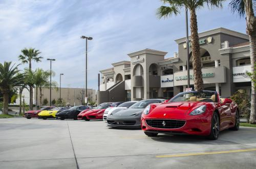 Ferrari приступила к тестам гибридных суперкаров