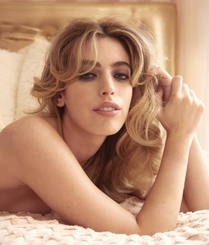 Дочь Юэйна МакГрегора снялась топлес для журнала Playboy