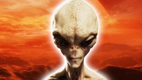 Доказательство инопланетной жизни: Уфологи сфотографировали пришельца в НЛО