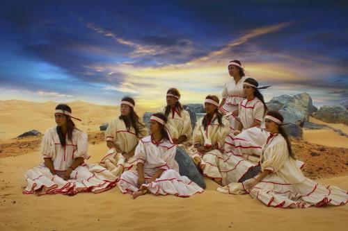 Учёные: Мутация помогла древним индейцам выжить в ледниковый период
