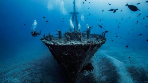 У берегов Австралии обнаружили останки неведомого корабля