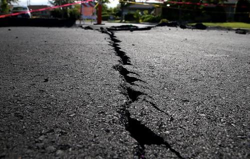 Около Анапы произошло мощное землетрясение
