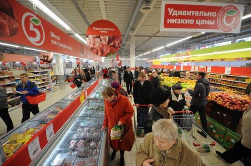 Ольга Наумова покидает пост гендиректора «Пятёрочки»