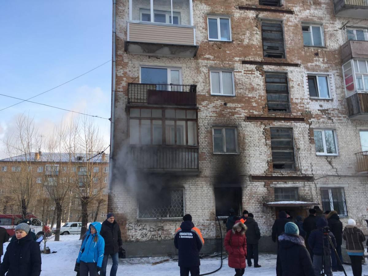 ВТамбовской области произошел взрыв газа вжилом доме