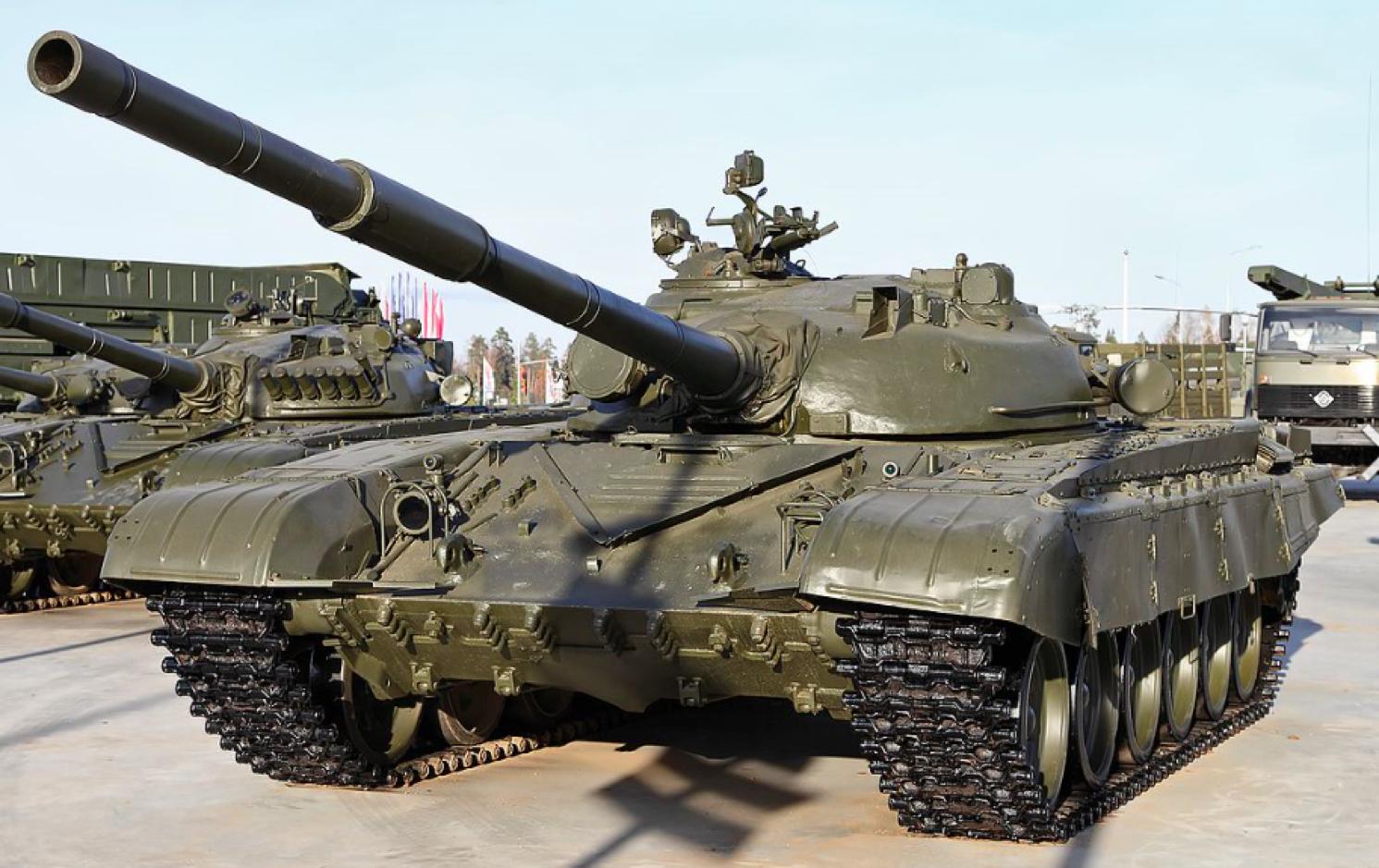 Начата переброска танкового войска США вЕвропу