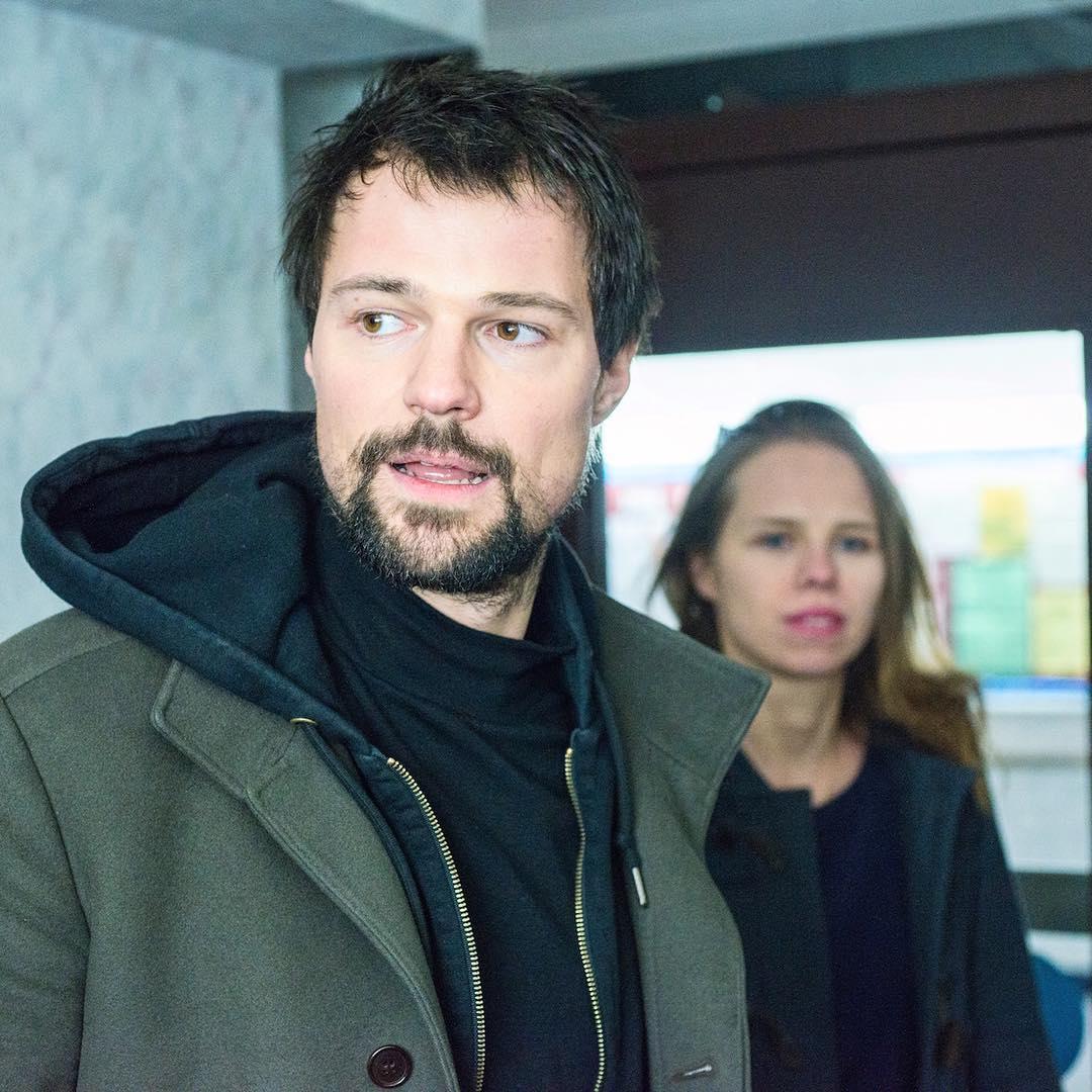 Данила Козловский признался, что ему было трудно играть откровенные сцены в«Тренере»