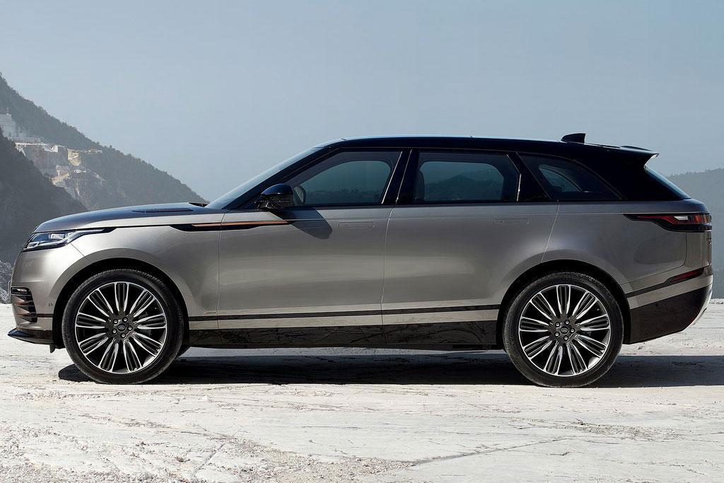 Рестайлиновый Range Rover Velar получил новые двигатели