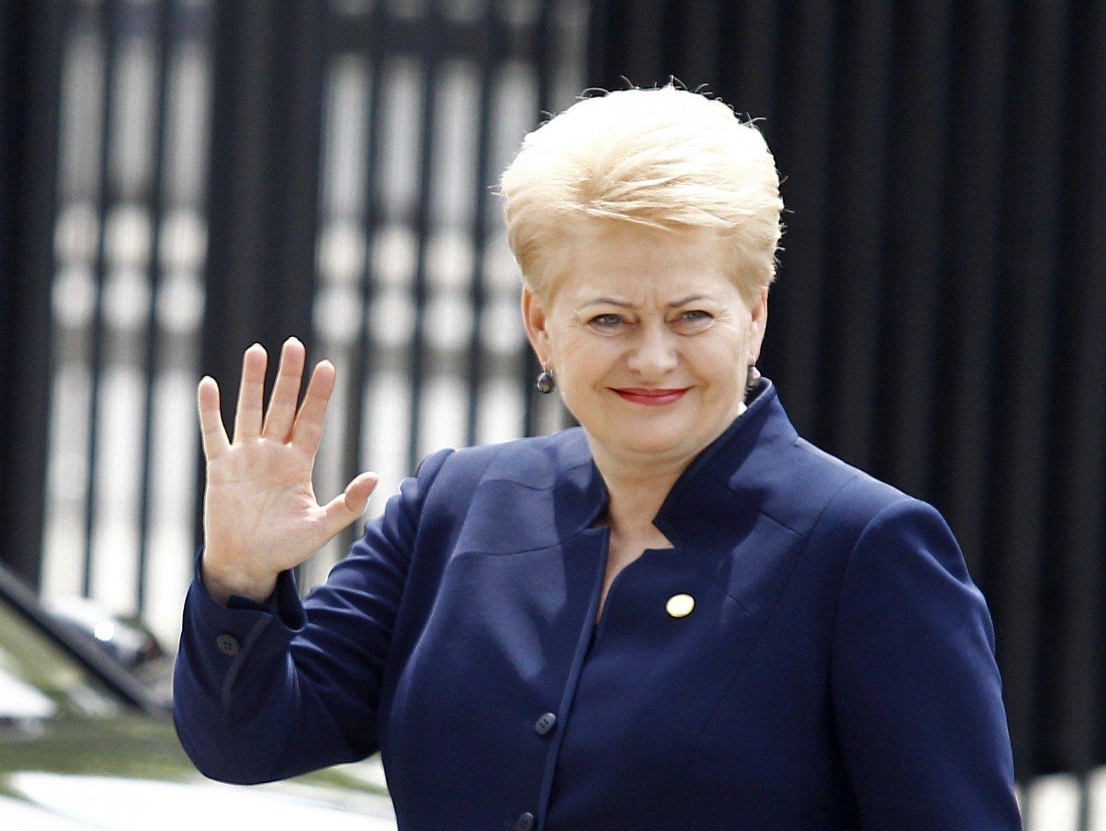 Президента Литвы Грибаускайте непригласили наинаугурацию Владимира Путина